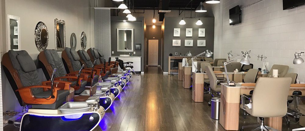 Saradet Nails and Spa in Rockville, MD